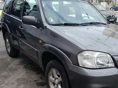 second-hand Mazda Tribute