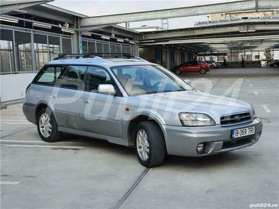 second-hand Subaru Legacy outback
