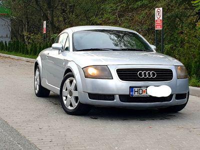 second-hand Audi TT 1.8cmc