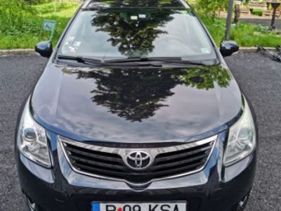 second-hand Toyota Avensis Wagon