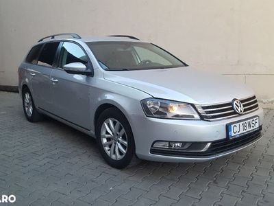 second-hand VW Passat B7