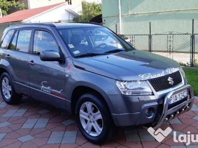 used Suzuki Grand Vitara 1.9diesel.4x4.Navigatie, xenon.piele