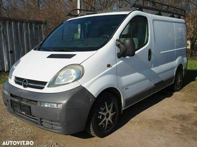 second-hand Opel Vivaro 1.9