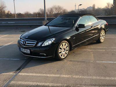 second-hand Mercedes E350 CDI Cabrio Avantgarde BlueEFFICIENCY 7G-T