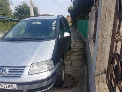second-hand VW Sharan