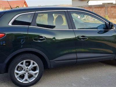 second-hand Renault Kadjar Blue