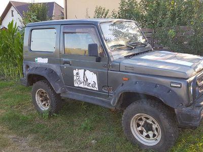 second-hand Suzuki Samurai 1.3 i