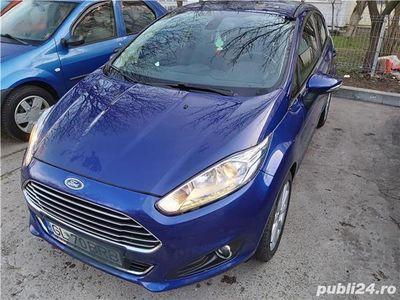 second-hand Ford Fiesta Titanium