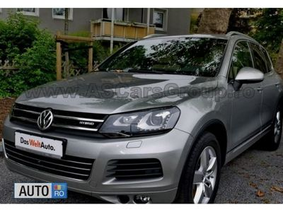 second-hand VW Touareg VW Touareg HYBRID **Pret de lista 106000 euro**Inmatriculat RO**