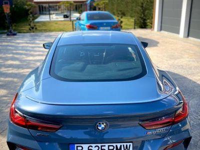second-hand BMW M850