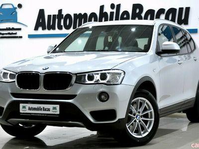 second-hand BMW X3 xdrive 20d 163 cp automata 8+1 2015/10 euro 6