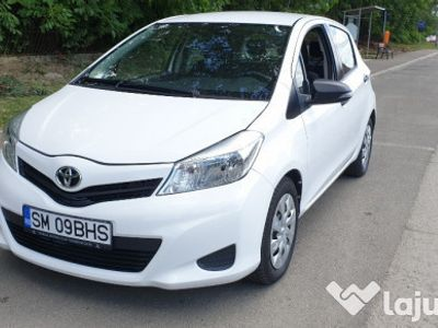second-hand Toyota Yaris 2014, 1.4D 90Cp