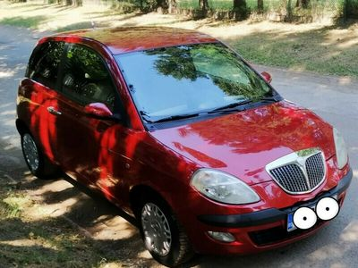 second-hand Lancia Ypsilon