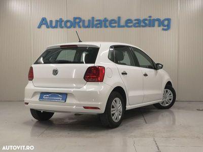 second-hand VW Polo V