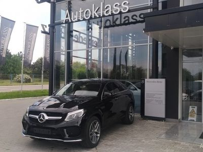 second-hand Mercedes GLE350 d 4MATIC Coupe
