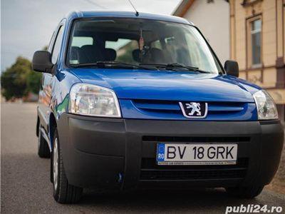 second-hand Peugeot Partner 5 locuri