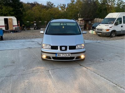 second-hand Seat Alhambra 2007 1,9 TDI euro 4