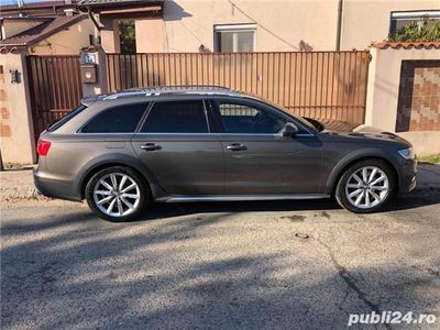 second-hand Audi A6 Allroad (Webasto)