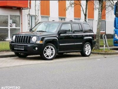 second-hand Jeep Patriot