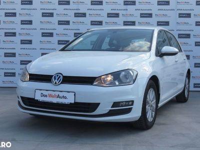 second-hand VW Golf