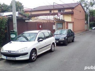 second-hand Peugeot 206 sw, proprietar, întreținută, carte service, pregatita de iarna