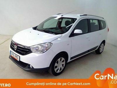 second-hand Dacia Lodgy 1.6 102CP Laureate