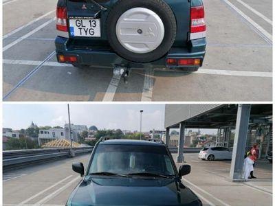 second-hand Mitsubishi Pajero Pinin