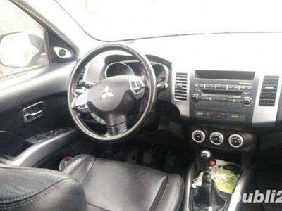 brugt Mitsubishi Outlander diesel 2.0, 2007