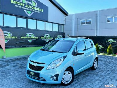 second-hand Chevrolet Spark - an:2011 - RATE FIXE SI EGALE/ GARANTIE / LIVRARE GRATUITA LA DOMICILIU