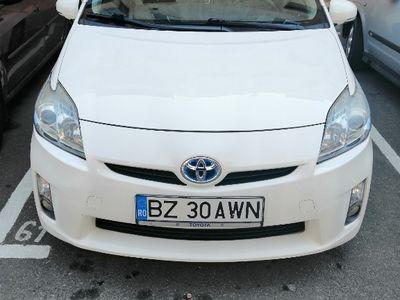 second-hand Toyota Prius 2012