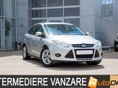 second-hand Ford Focus 1.6TDCI - Trend