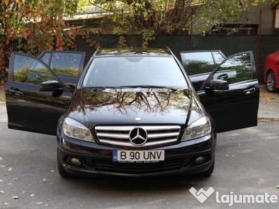 brugt Mercedes C200 CDI