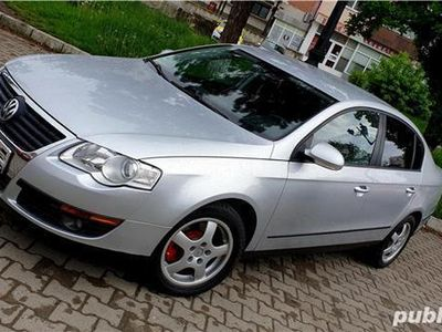 second-hand VW Passat - 2006 - inmatriculat recent