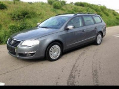 used VW Passat an 2007 2,0 Tdi 4 motion recent adus