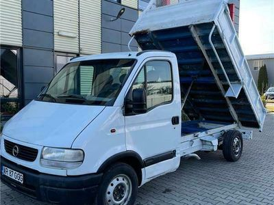 second-hand Opel Movano basculabil 2.2 Diesel 116 Cp 2003