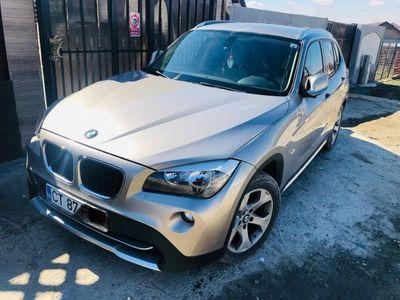 second-hand BMW X1 foarte bine întreținut