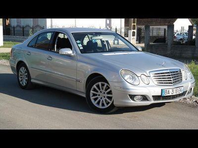 second-hand Mercedes E220 Elegance Facelift - an 2007, 2.2 Cdi (Diesel)