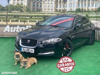 second-hand Jaguar XF