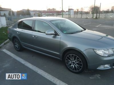 second-hand Skoda Superb 3T