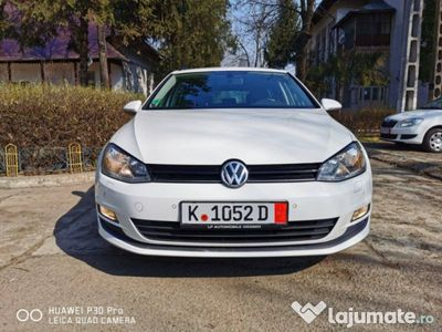 second-hand VW Golf VII TDI 2015