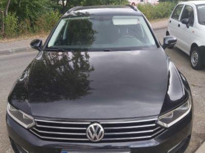 second-hand VW Passat b8 dsg