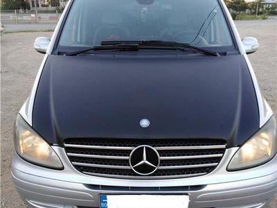 second-hand Mercedes V220