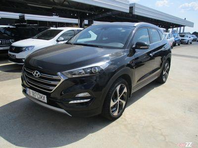 second-hand Hyundai Tucson din 2018