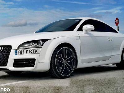 second-hand Audi TT 8J