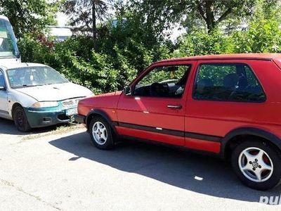 second-hand VW Golf II