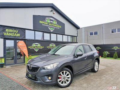 second-hand Mazda CX-5 autoturisme verificate tehnic/garantie/livrare