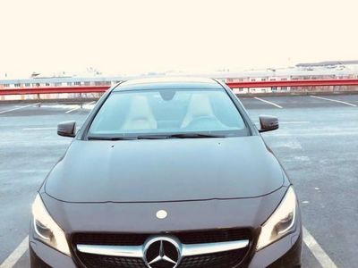 second-hand Mercedes CLA180 CDI COUPE