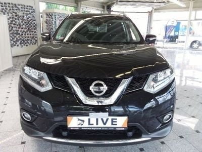 second-hand Nissan X-Trail 2015