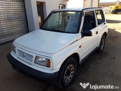 second-hand Suzuki Vitara 2003 turbo diesel