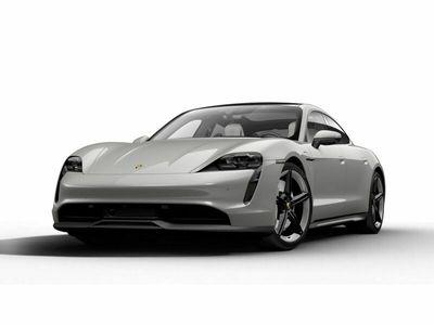 second-hand Porsche Taycan 4S